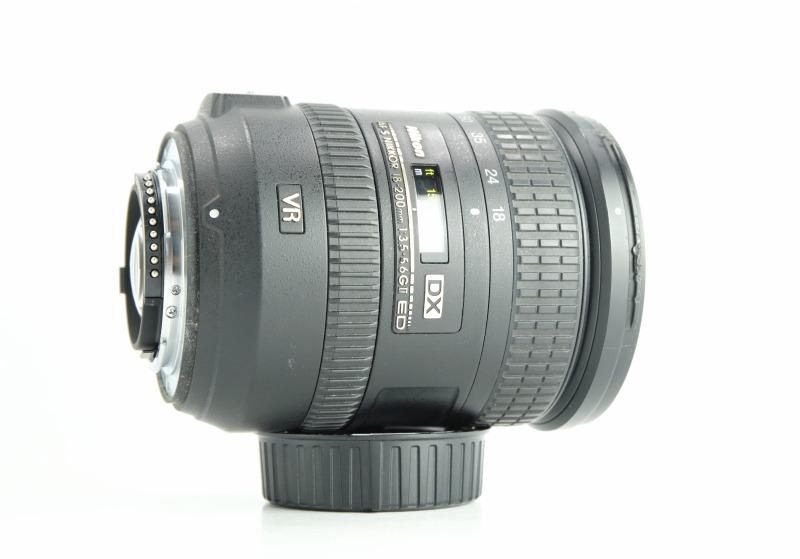 NIKON 18-200 mm f/3,5-5,6 G AF-S DX VR II