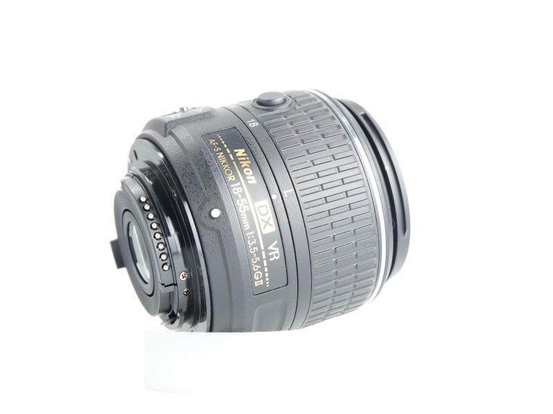 Nikon 18-55mm f/3,5-5,6 G AF-S DX VR II TOP