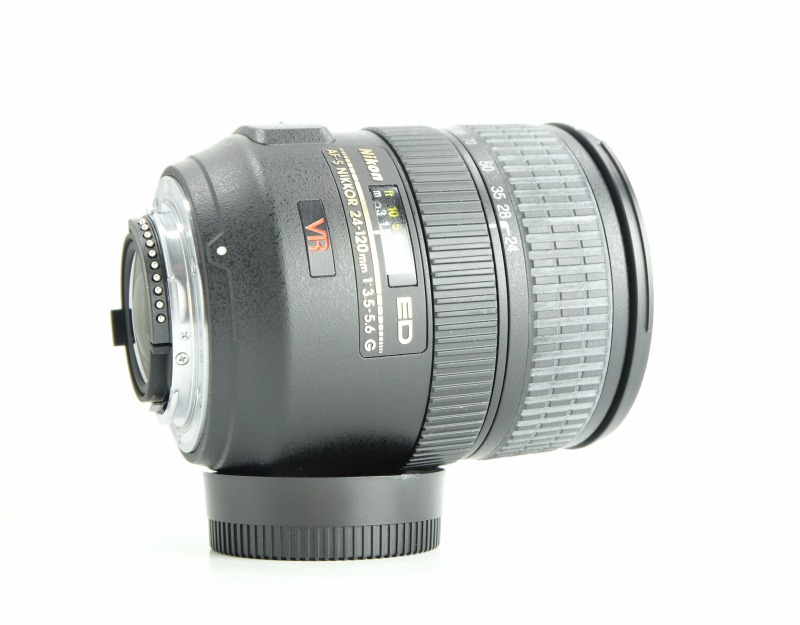 Nikon 24-120 mm F3,5-5,6G IF-ED AF-S VR