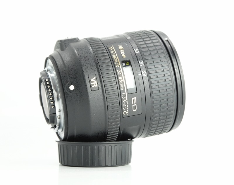 NIKON 24-85 mm f/3,5-4,5 G AF-S ED VR