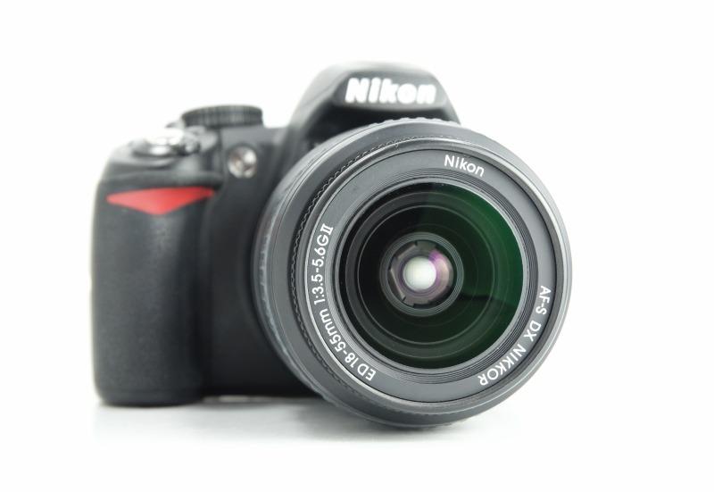 Nikon D3100 + Nikon 18-55mm AFS SUPER STAV