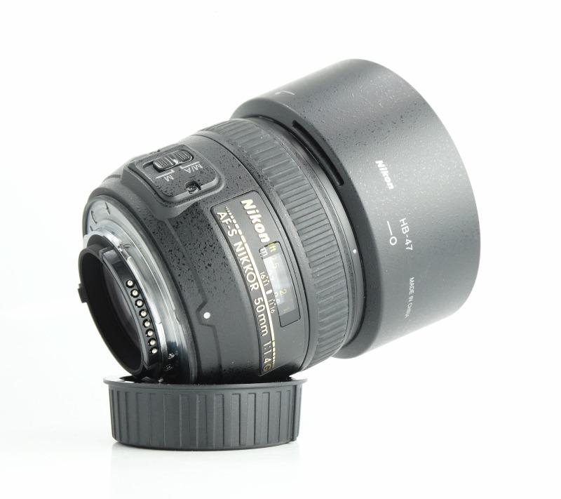 NIKON 50 mm f/1,4 G AF-S