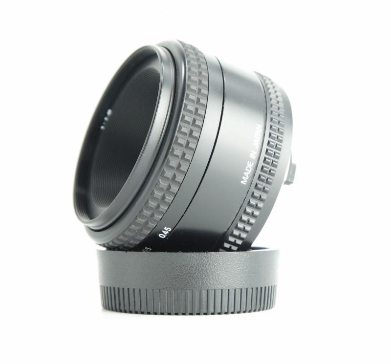 NIKON 50 mm f/1,8 AF