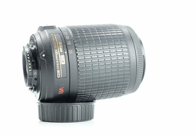 Nikon 55-200mm f/4-5.6G AFS VR