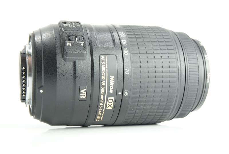 NIKON 55-300/4,5-5,6G ED VR AF-S DX