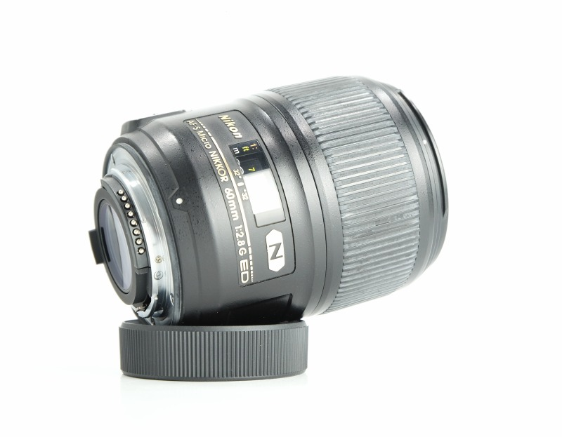 NIKON 60 mm f/2,8 G MICRO AF-S ED