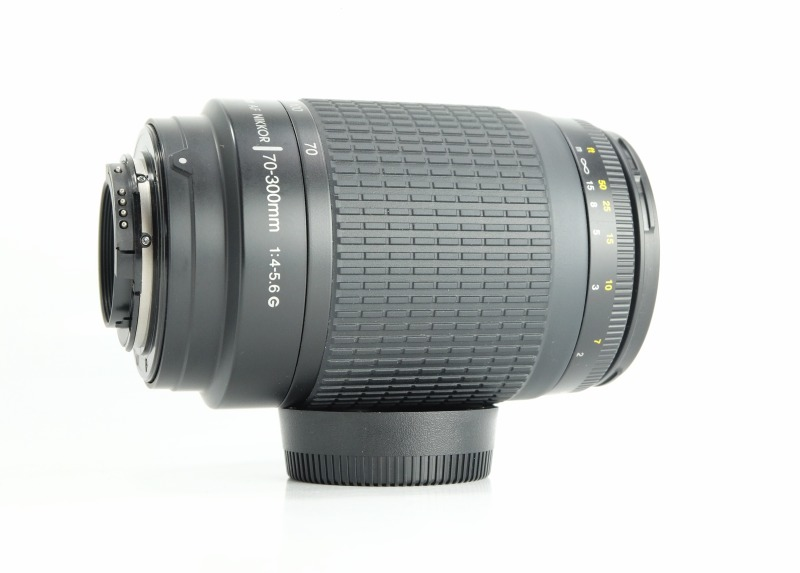 NIKON 70-300 mm f/4-5,6 AF G TOP