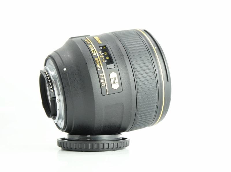 NIKON 85 mm f/1,4 G AF-S TOP