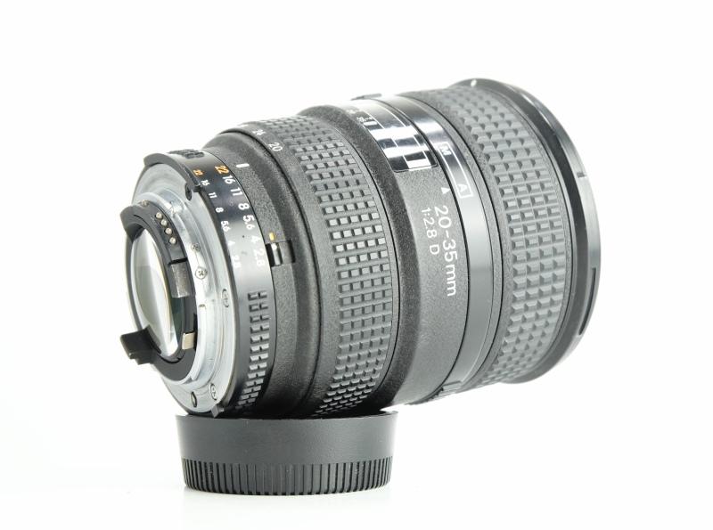 Nikkor 20-35mm f/2.8D IF AF