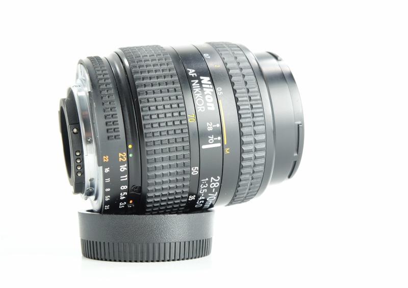 Nikon 28-70mm f/3.5-4.5 AF D