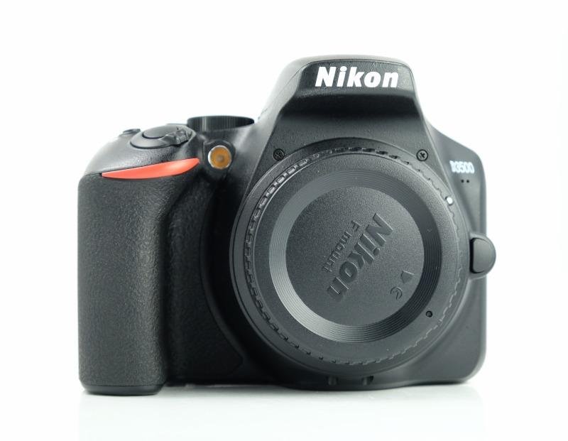 Nikon D3500 TOP STAV záruka 9/2021