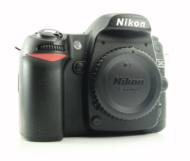 NIKON D80 TOP