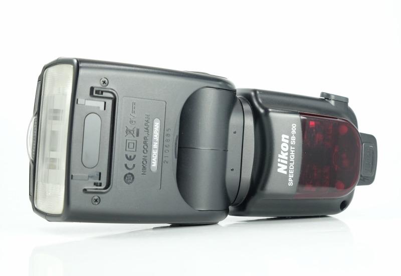 Nikon blesk SB-900 TOP STAV