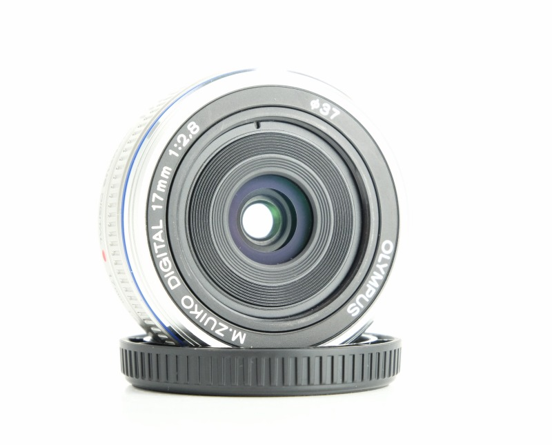 Olympus 17mm f/2,8 Pancake TOP STAV