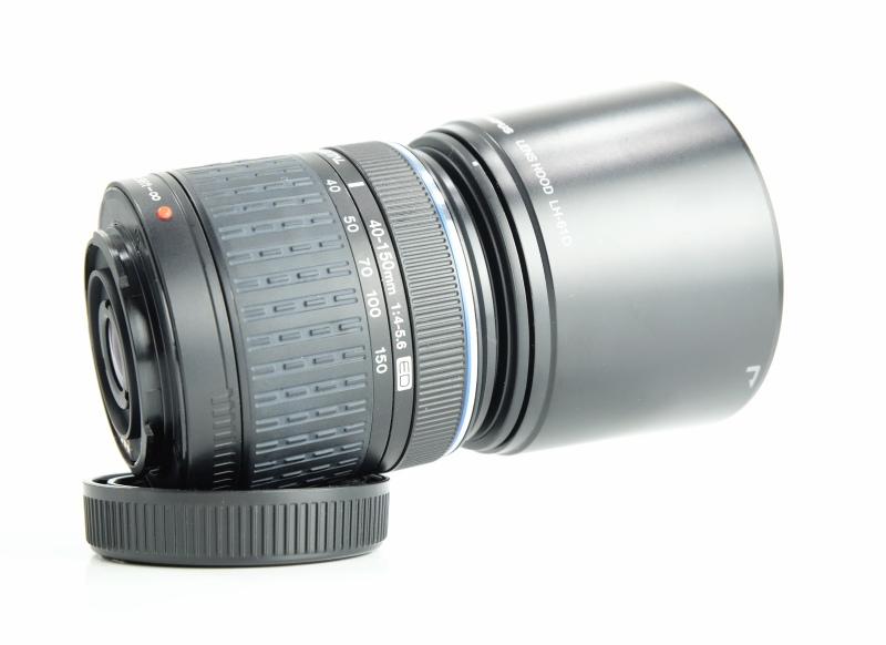 Olympus ZUIKO 40-150 mm F 4-5,6 EZ MK II