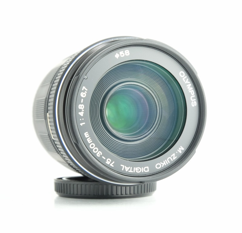 Olympus M.ZUIKO 75-300mm F 4,8-6,7 Digital ED