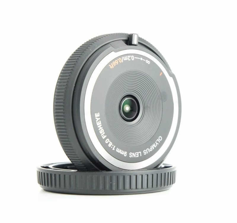 OLYMPUS M.ZUIKO DIGITAL 9mm f/8.0 rybí oko