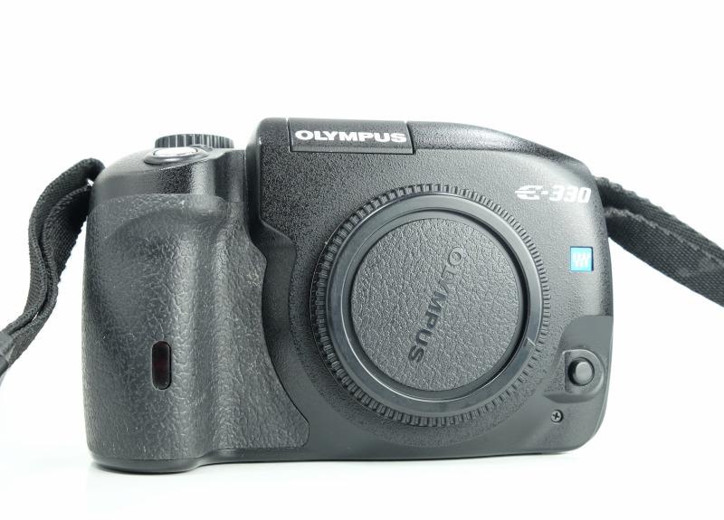 Olympus E-system E-330