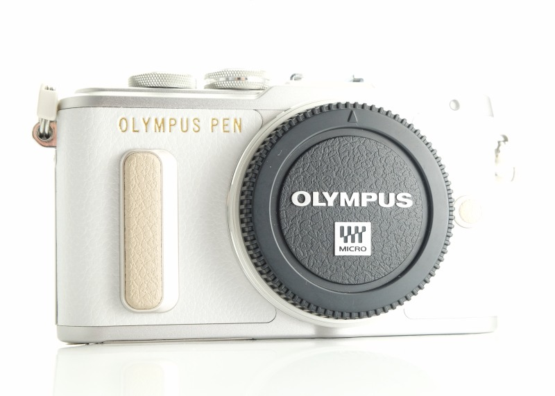 Olympus PEN E-PL8 TOP