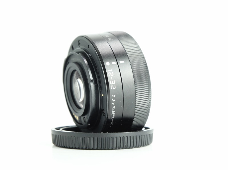 Panasonic Lumix G VARIO 12-32mm f/3.5-5.6 ASPH. TOP