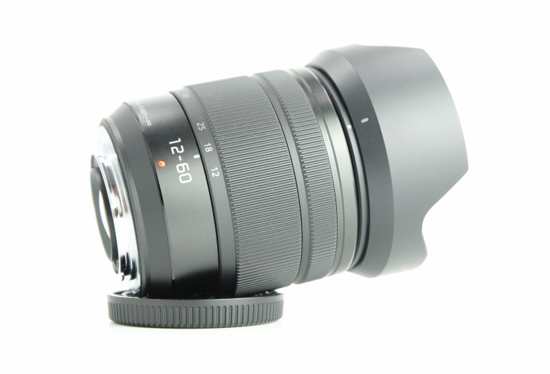 PANASONIC 12-60 mm f/3,5-5,6 ASPH POWER O.I.S TOP