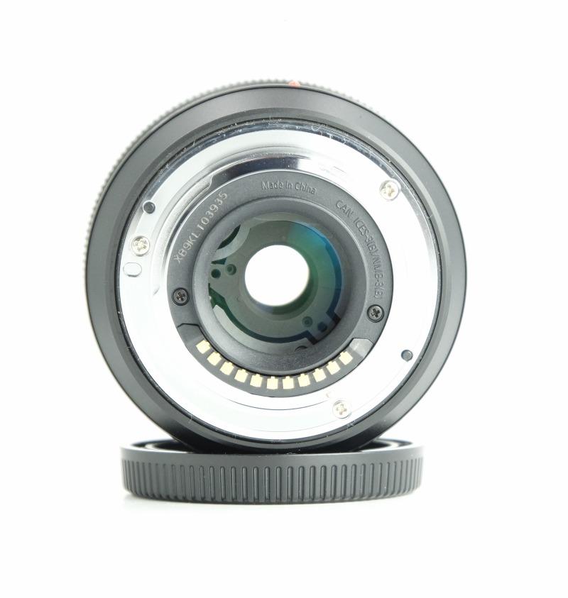 PANASONIC 12-60 mm f/3,5-5,6 ASPH POWER O.I.S TOP