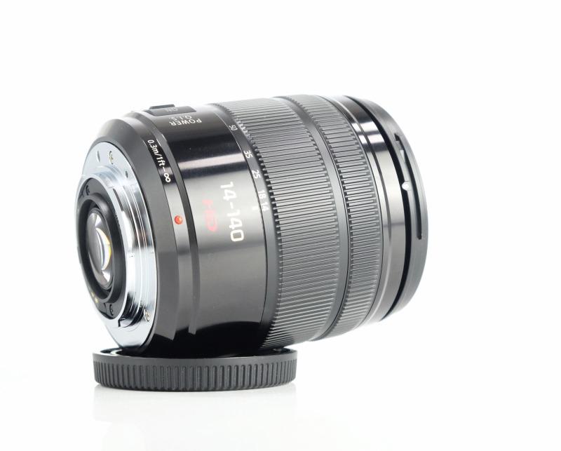 PANASONIC 14-140 mm f/3,5-5,6 G VARIO ASPH Power O.I.S záruka 1/2022