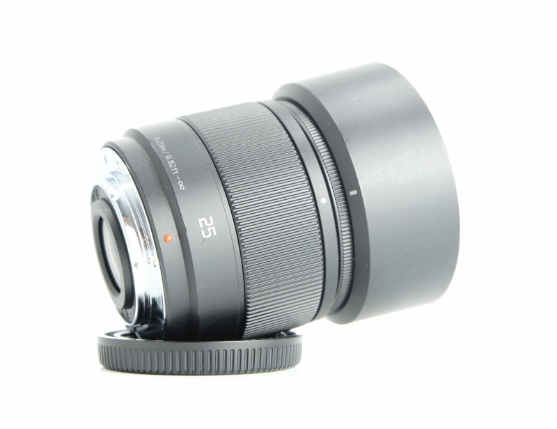 PANASONIC 25 mm f/1,7