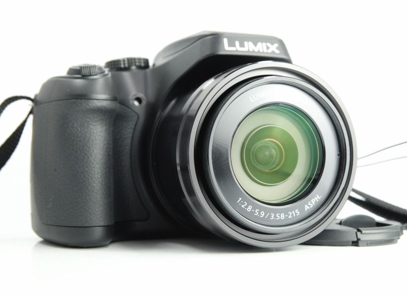 PANASONIC Lumix DMC-FZ78 TOP STAV