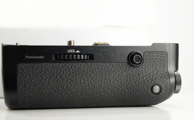 Panasonic DMW-BGG9E - battery grip pro Lumix DC-G9