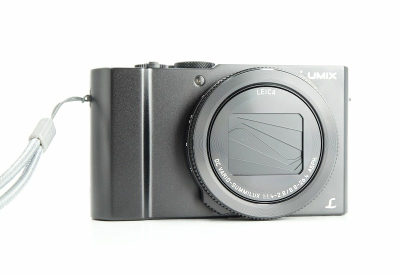 PANASONIC Lumix DMC-LX15 TOP