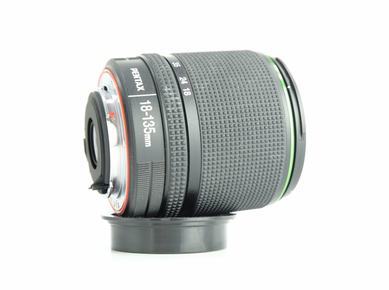 PENTAX 18-135 mm f/3,5-5,6 DA ED AL IF DC WR