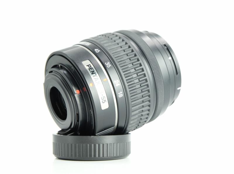PENTAX 18-55 mm f/3,5-5,6 AL