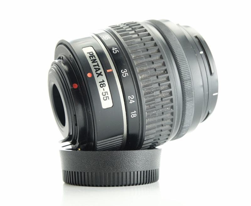 PENTAX 18-55 mm f/3,5-5,6
