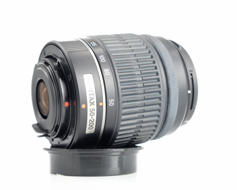 PENTAX smc DA 50-200mm f/4-5.6 ED SUPER STAV