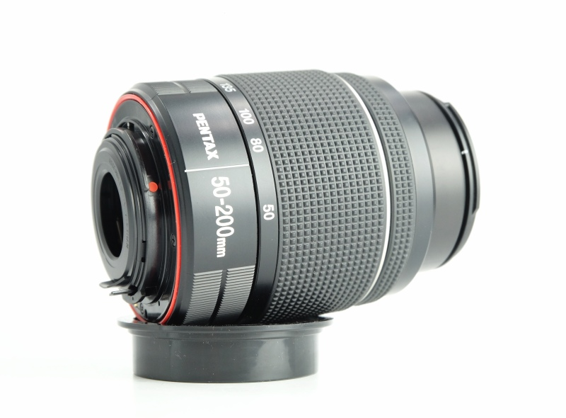 Pentax smc DA 50-200 mm f/4-5.6 ED WR TOP STAV