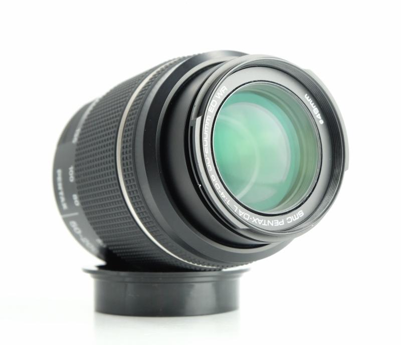 Pentax smc DA 50-200 mm f/4-5.6 ED WR TOP STAV