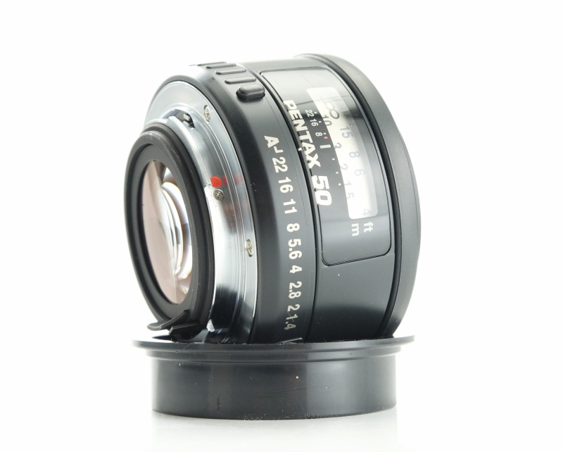 PENTAX 50 mm f/1,4 FA