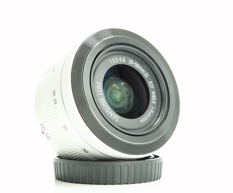 Samsung NX 20-50mm 1:3.5-5.6 II ED