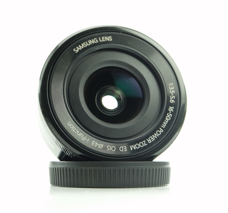 SAMSUNG 16-50 mm f/3,5-5,6 O.I.S PowerZoom