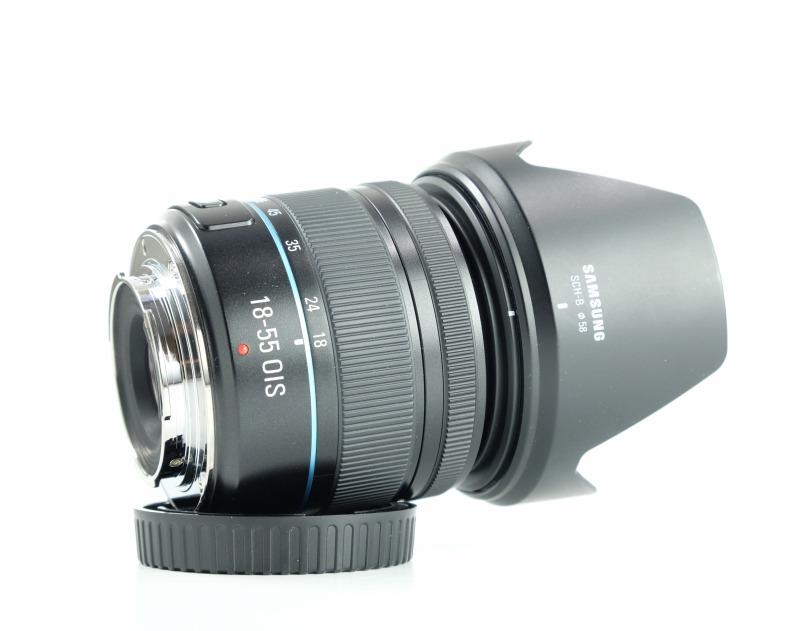 Samsung NX 18-55mm f/3,5-5,6 III O.I.S.