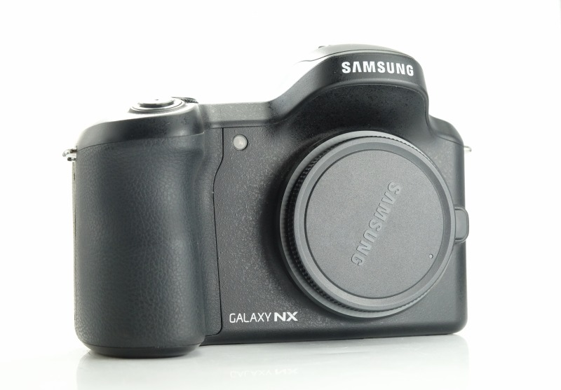 SAMSUNG Galaxy NX TOP