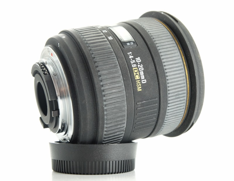 Sigma 10-20/4-5.6 EX DC HSM pro Nikon