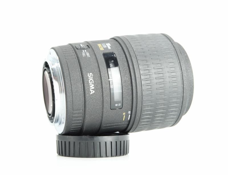 SIGMA 105MM F 2,8 EX  MACRO PRO Sony / Minolta