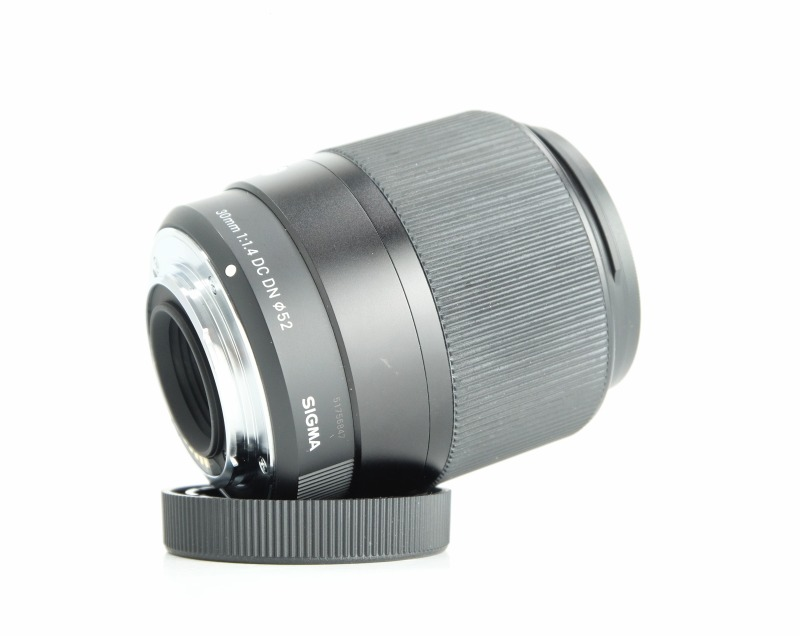 SIGMA 30 mm f/1,4 DC DN Contemporary pro Olympus / Panasonic