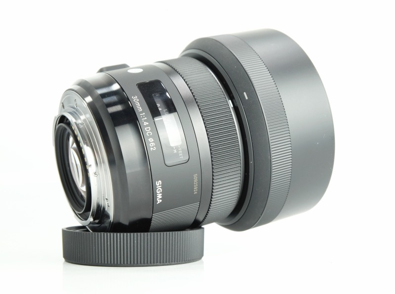 Sigma 30 mm f/1,4 DC HSM Art pro Sony A TOP