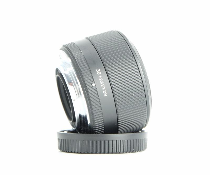 Sigma 30mm f/2,8 EX DN pro Olympus / Panasonic M43
