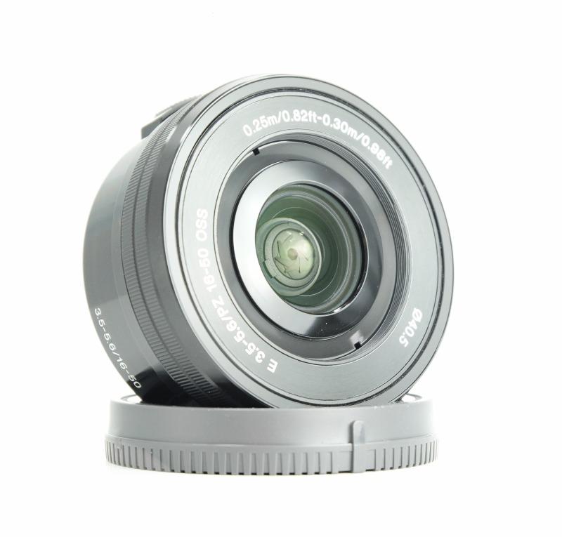 Sony 16-50mm f/3,5-5,6 OSS SEL TOP