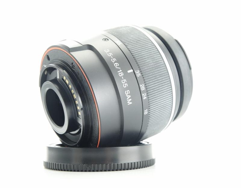 Sony 18-55mm f/3,5-5,6 SAM pro bajonet A