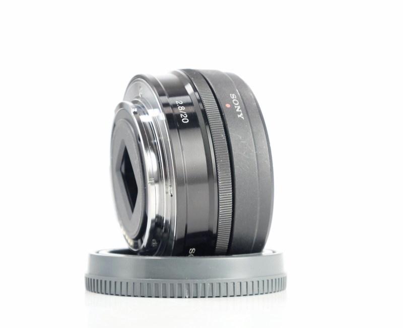 SONY 20 mm f/2,8 pro bajonet E
